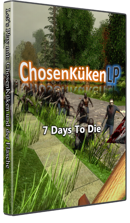 Game Cover 7 Days To Die