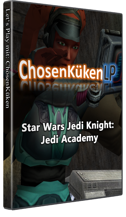Game Cover Star Wars Jedi Knight: Jedi Academy
