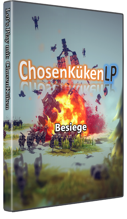 Game Cover Besiege