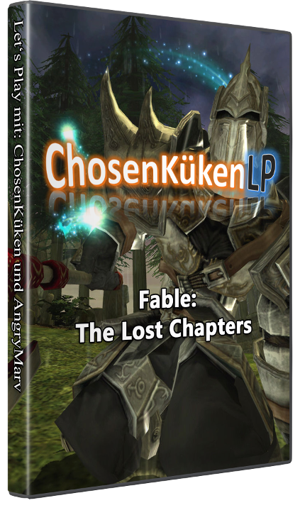 Game Cover Fable: The Lost Chapters