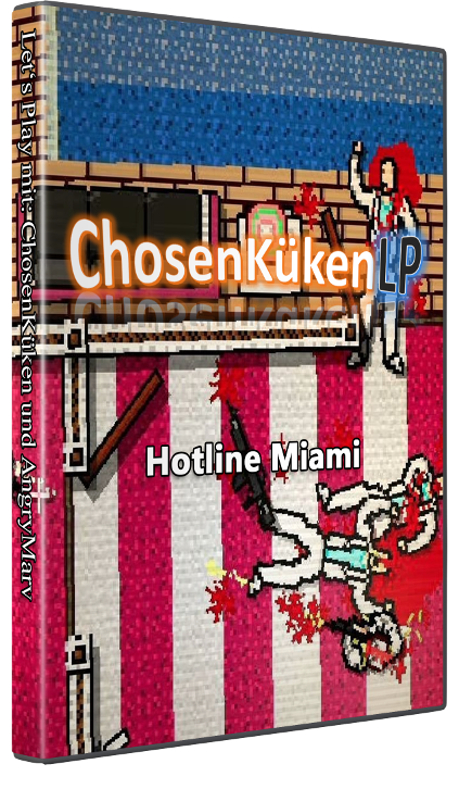 Game Cover Hotline Miami
