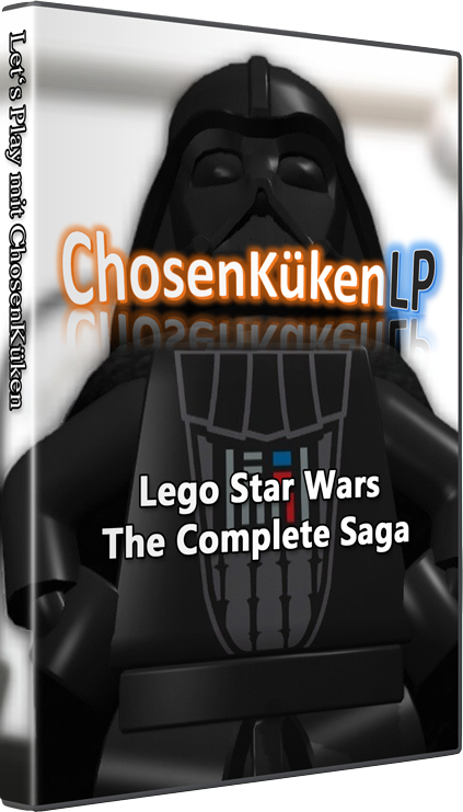 Game Cover Lego Star Wars