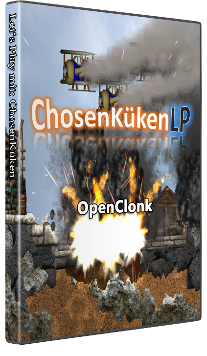 Game Cover OpenClonk