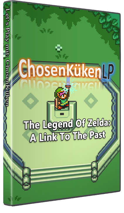 Game Cover The Legend Of Zelda: A Link To The Past