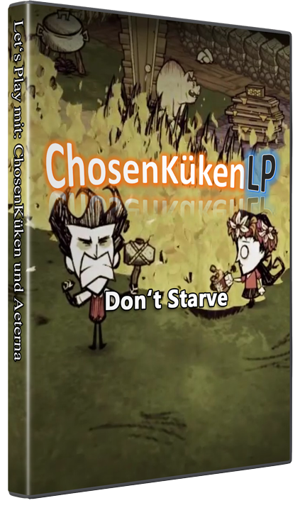 Game Cover Don't Starve