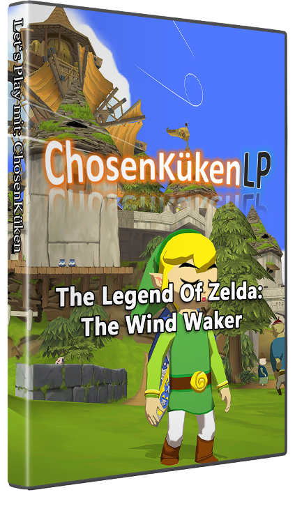 Game Cover The Legend Of Zelda: The Wind Waker