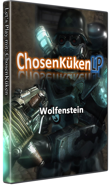 Game Cover Wolfenstein