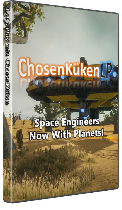 Game Cover Space Engineers: Now With Planets!